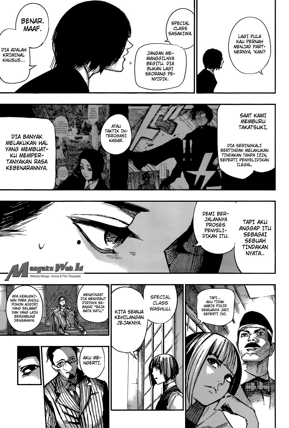 Tokyo Ghoul:re Chapter 100-6