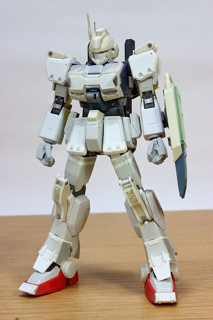modified gundam model kits