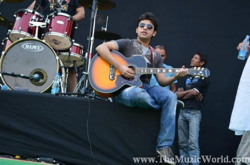 FARHAN SAEED Live in Indore (Concert Images)
