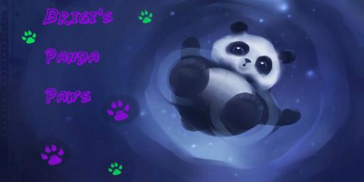 Brit's Panda Paws