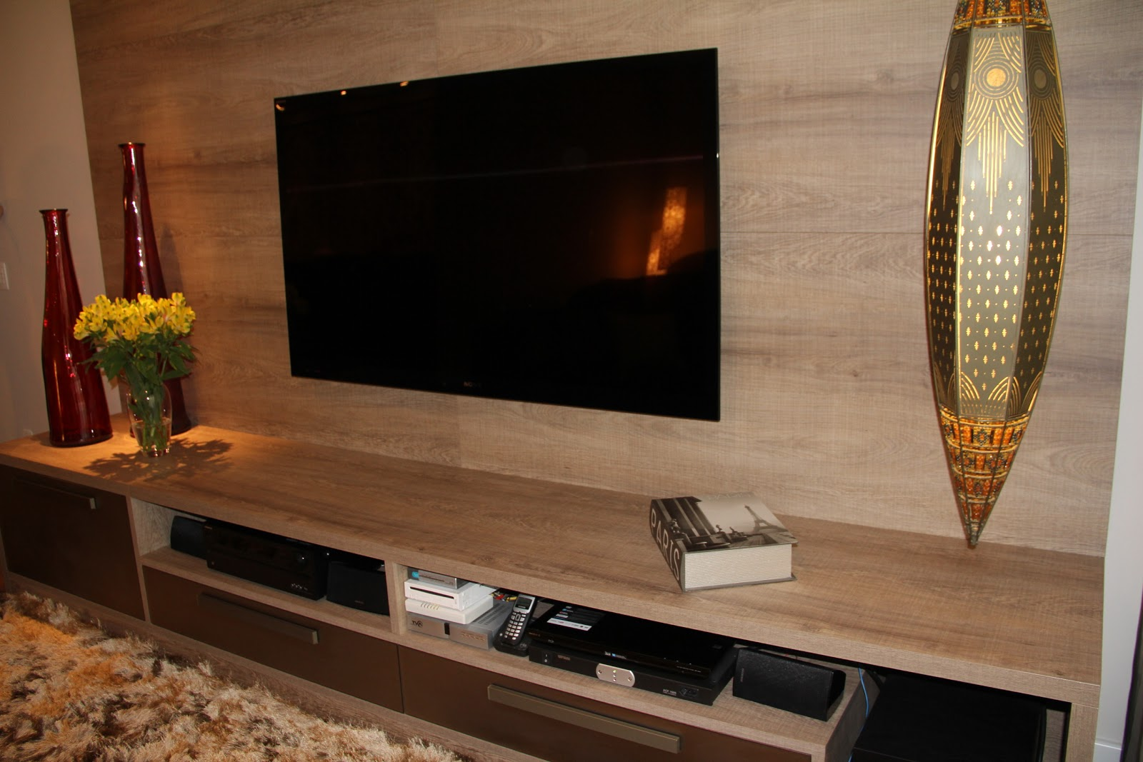 decoracao de interiores home theater:Alessandra Voitena – Designer de Interiores: – APARTAMENTO BAIRRO