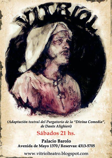 El espectáculo se presentó todos los sábados del 2011 en el Palacio Barolo, Av. de Mayo 1370.