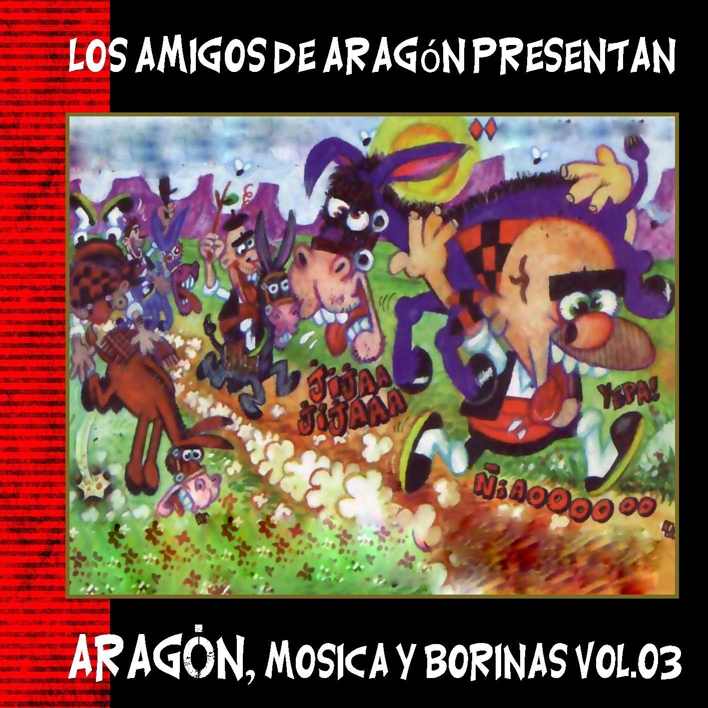 Aragón Mosica y Borinas (Boozetunes)