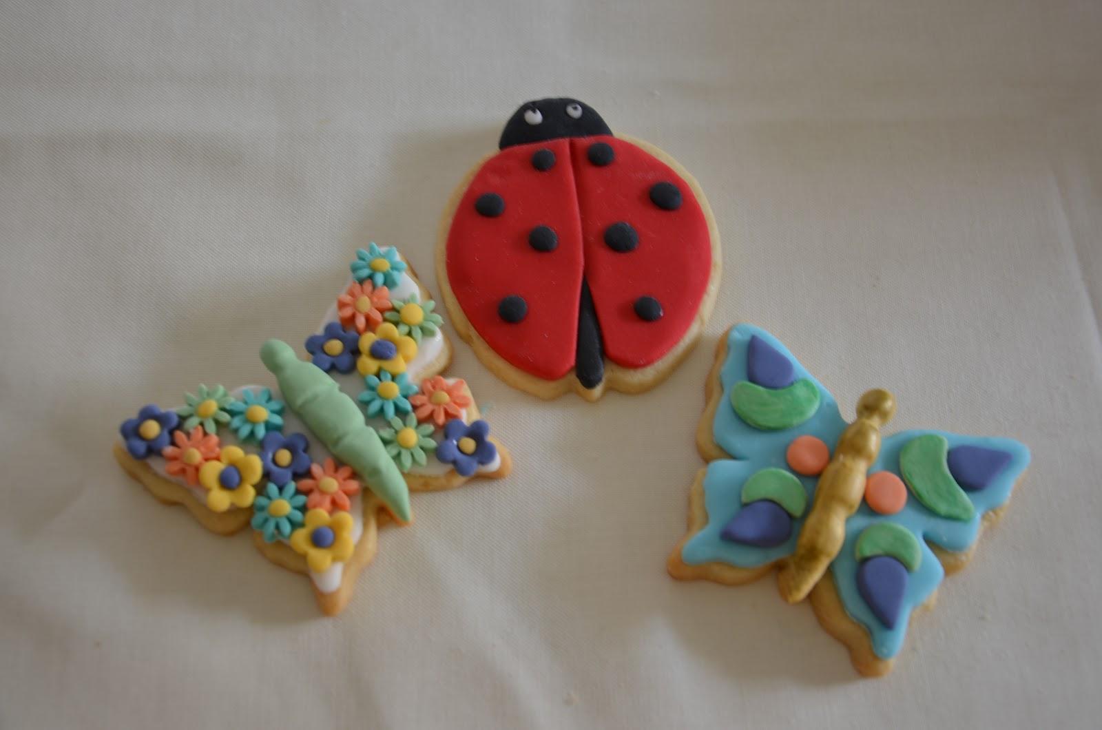 De la cocina de ana galletas decoradas con fondant - Como decorar cocina ...