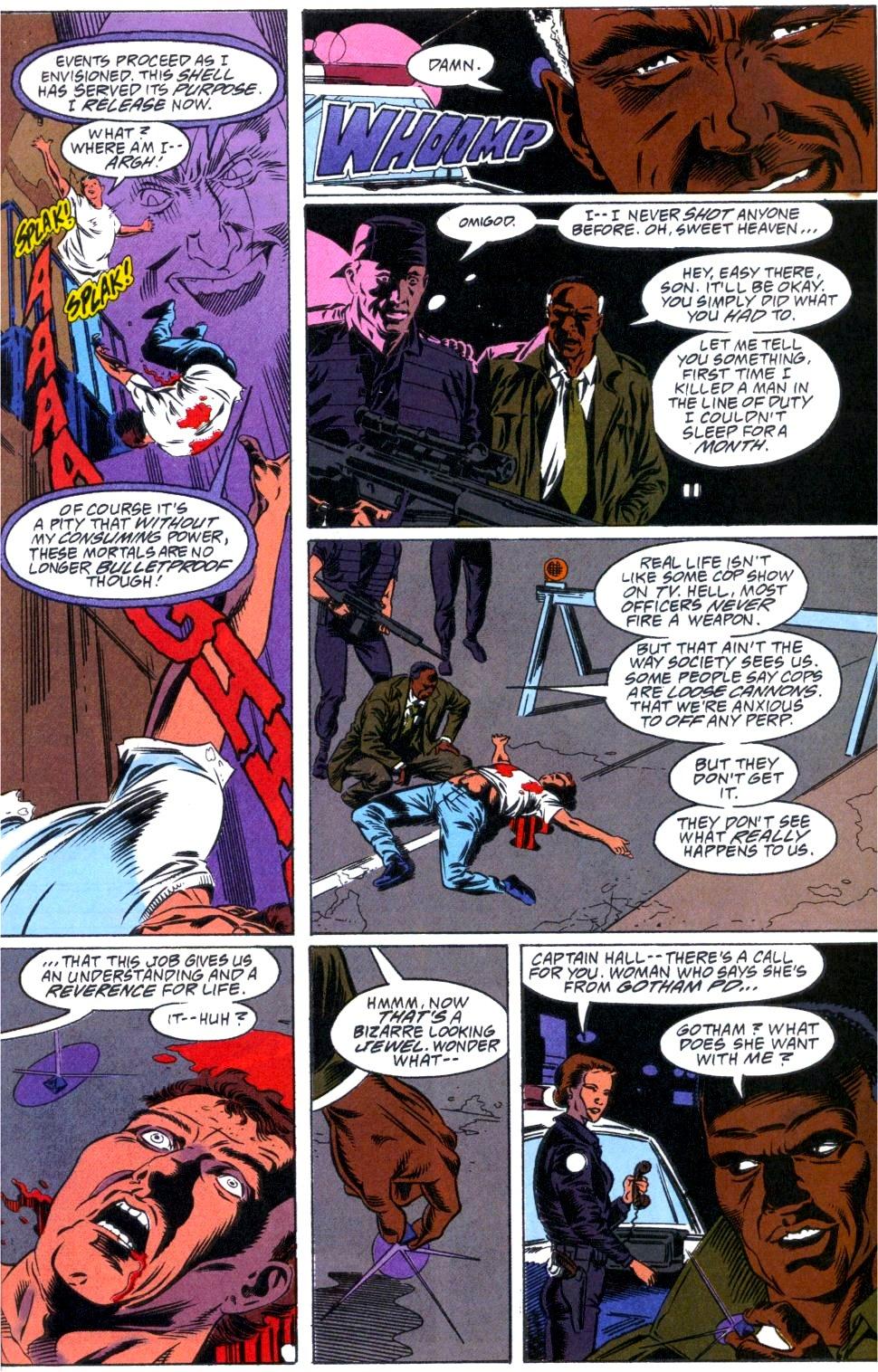 Deathstroke (1991) Annual 1 #1 - English 12