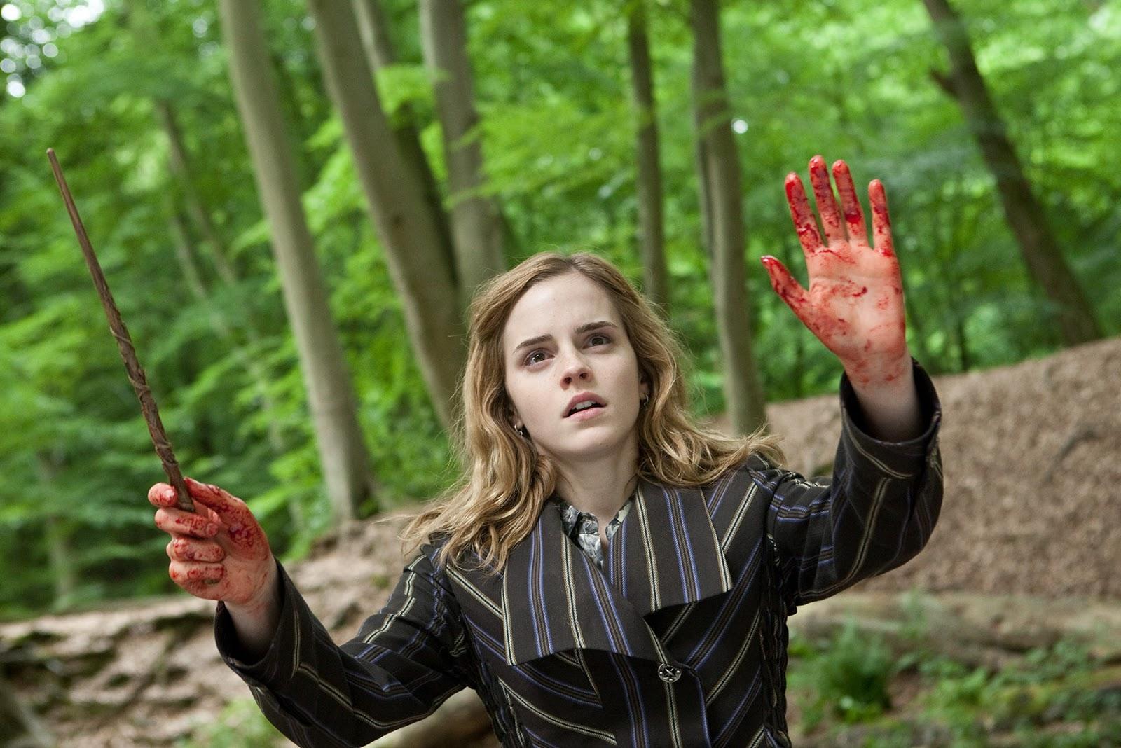 Emma Watson Harry Potter Wallpaper HD