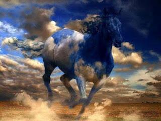 Cavalo de Nuvem