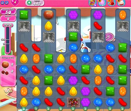 Candy Crush Saga 442