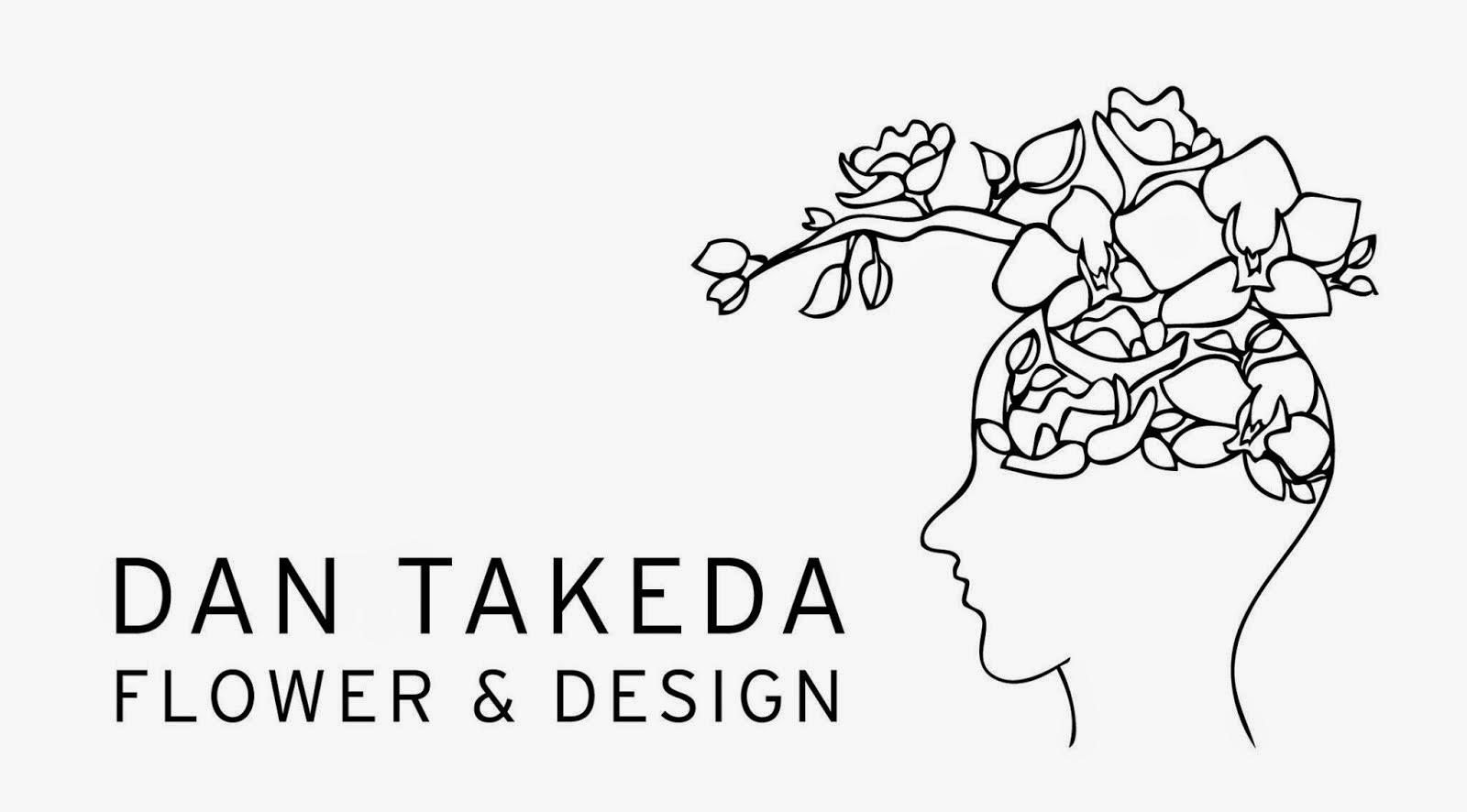 DAN TAKEDA FLOWER & DESIGN