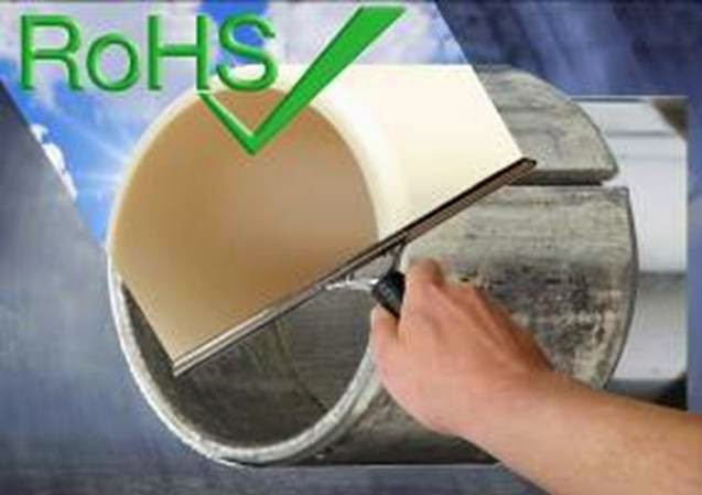 igus products are now RoHS-compliant free from hazardous substances