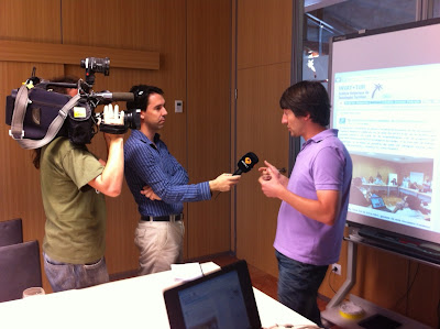 iWeekend+Benidorm+Antena+3 iWeekend Benidorm 2012 con casi 1.400.000 receptores #iW Benidorm y en La1, Antena3, Tele5, La Cuatro, Canal 9, El Mundo, ABC...