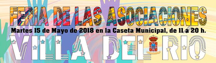 Feria de Asociaciones de Villa del Río