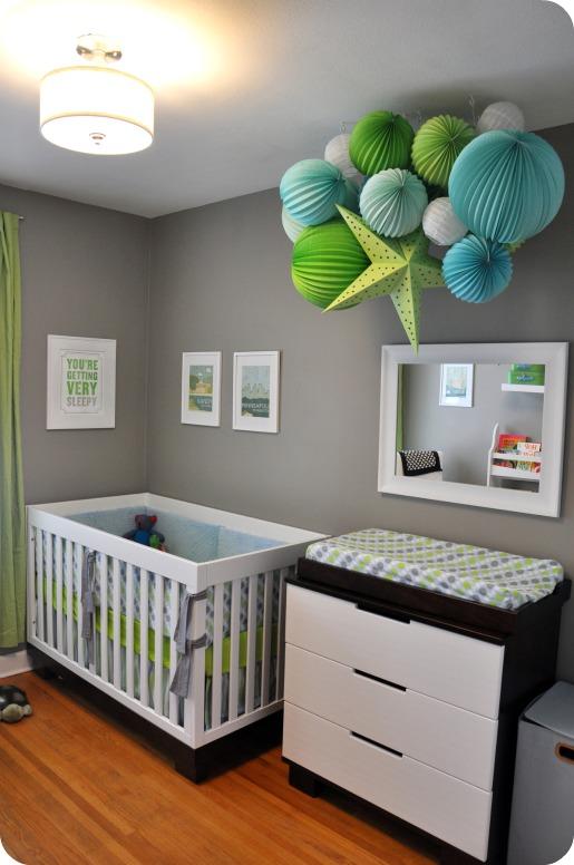 Do ber o do beb cama da crian a grande junho 2011 for Decoracion habitacion bebe turquesa y gris
