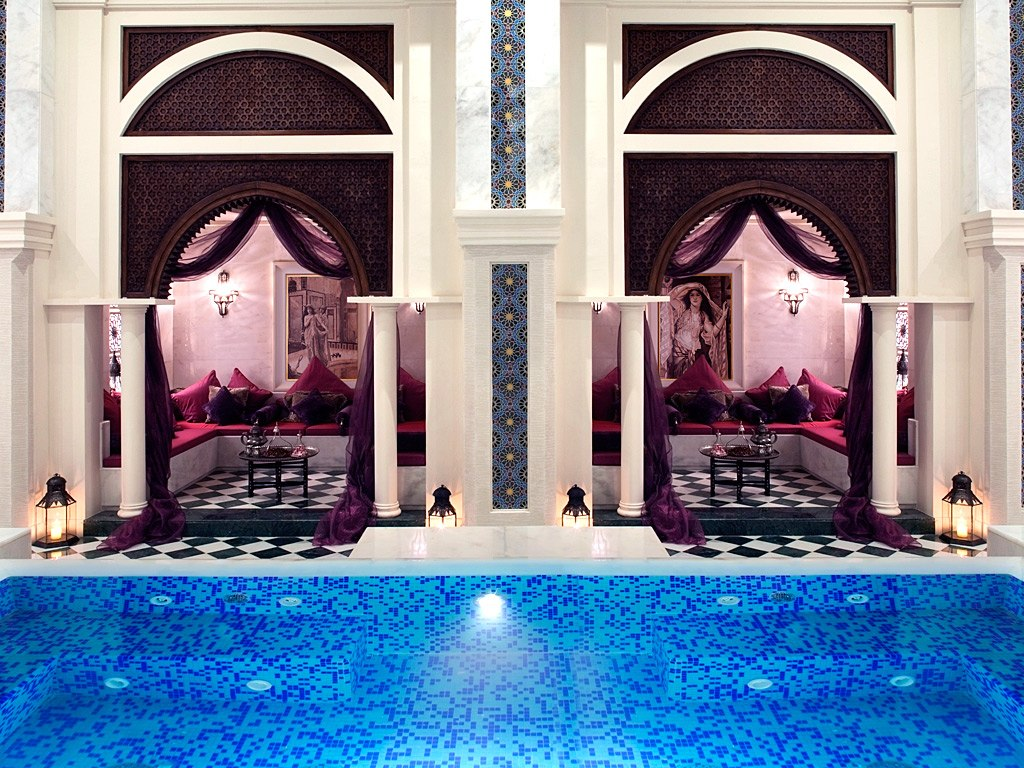 13 best spas in the world by conde nast traveler 2012 for Best spa hotel dubai