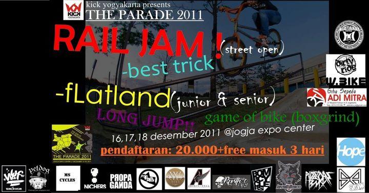 KICK THE PARADE 2011