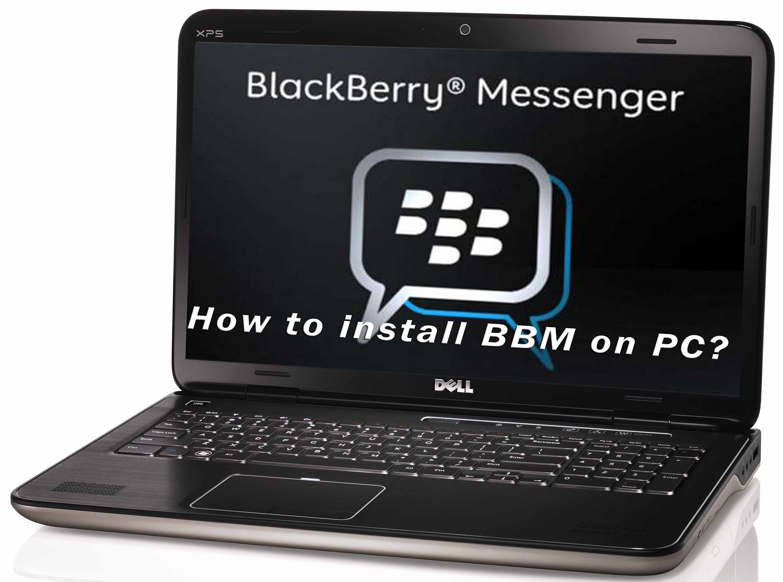 Cara BBM an di Laptop/PC dengan Bluestacks 100% Berhasil