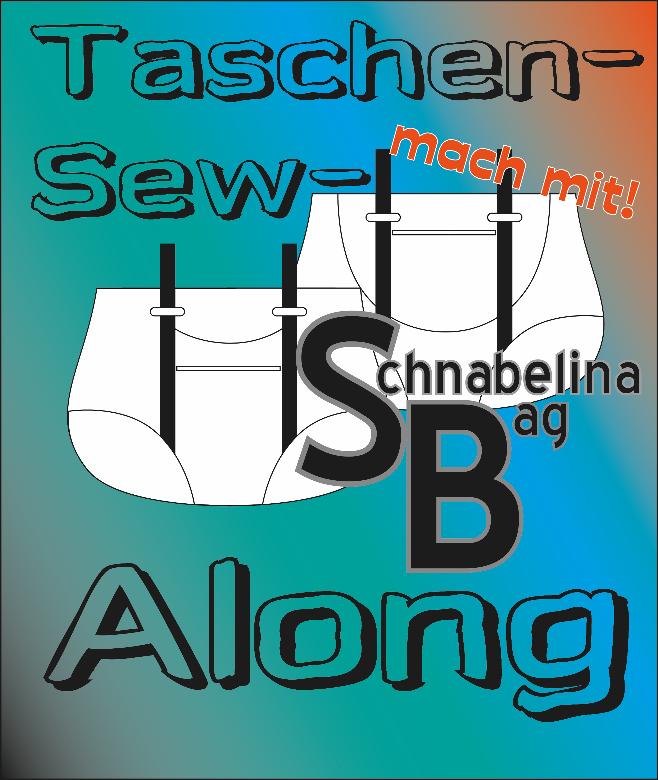 Taschen sew along