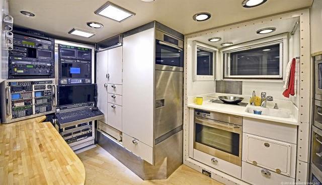 Mutfaktan bir görünüş