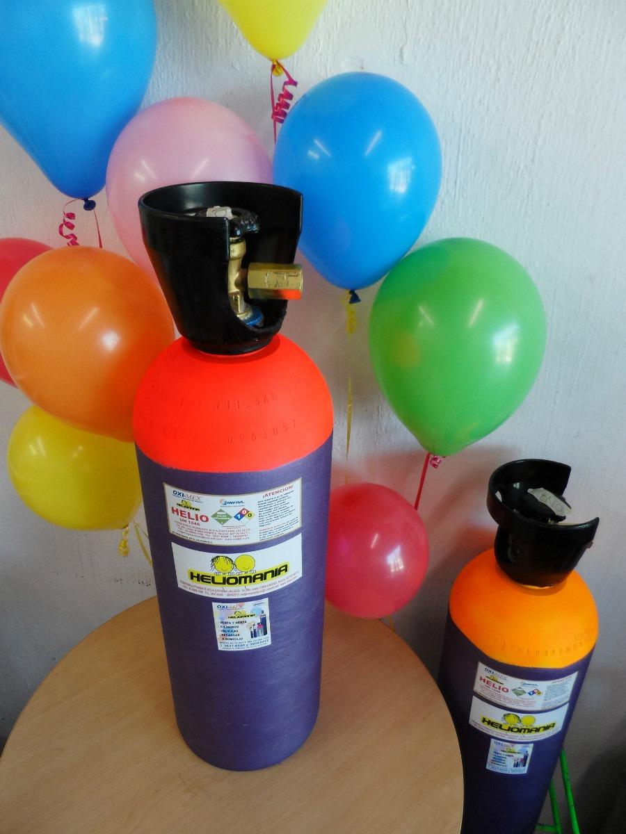 Sciencuriosities por qu el helio nos hace la voz m s aguda - Como conseguir globos de helio ...