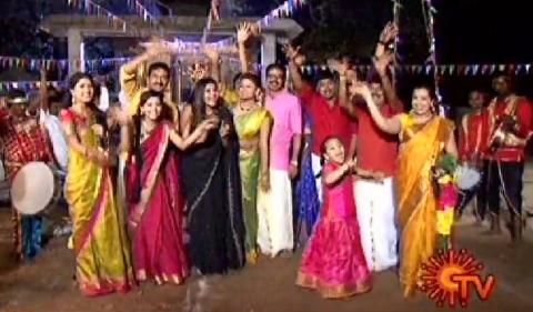 Watch Deivamagal 15-01-2016 Sun Tv 15th January 2016 Pongal Special Program Sirappu Nigalchigal Full Show Youtube HD Watch Online Free Download