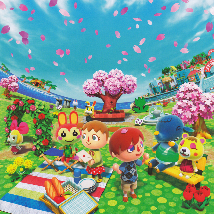 Animal Crossing: New Leaf Free 3DS ISO (USA) ~ 3DS Hackz