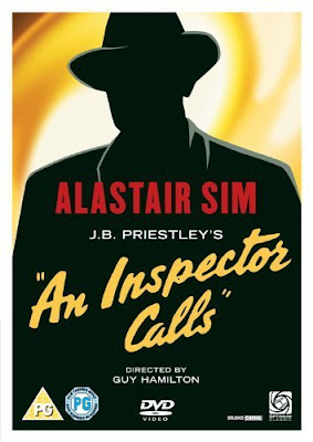 Movie poster: An Inspector Calls