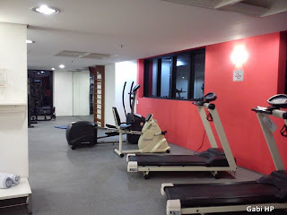 Fitness Center Park Inn Ibirapuera Devaneios de Biela