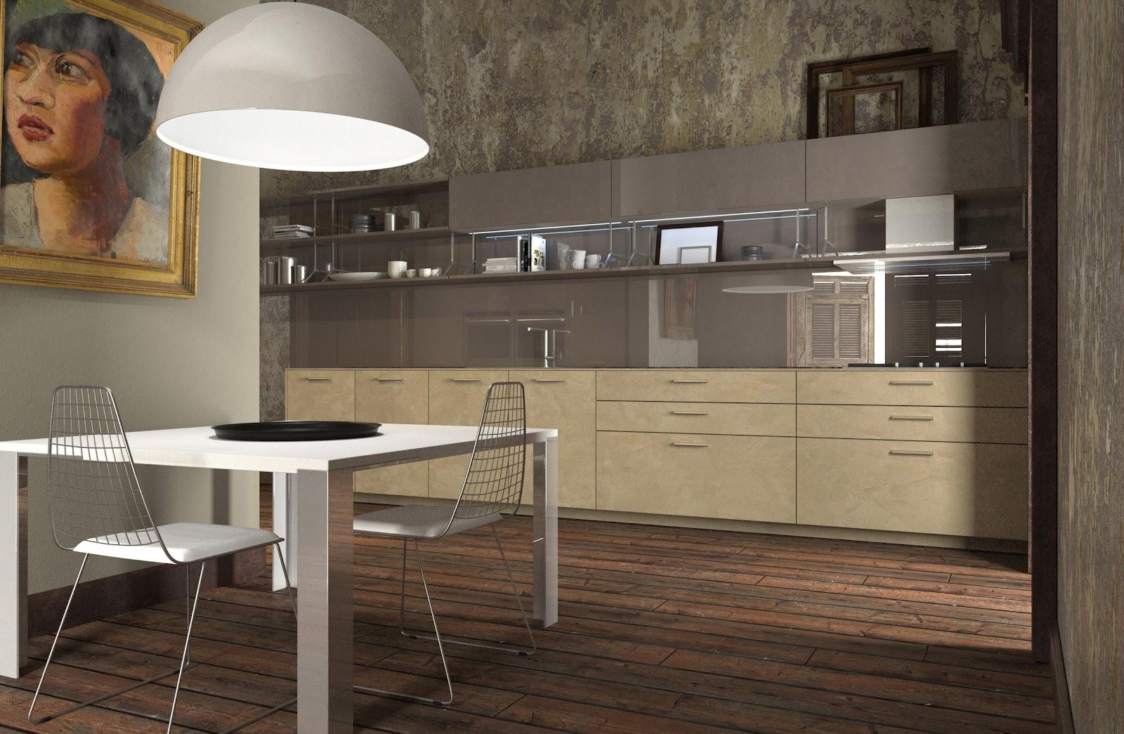 Focus cucina tra hi tech e natural style karmarchitettura - Cucine nuove ...
