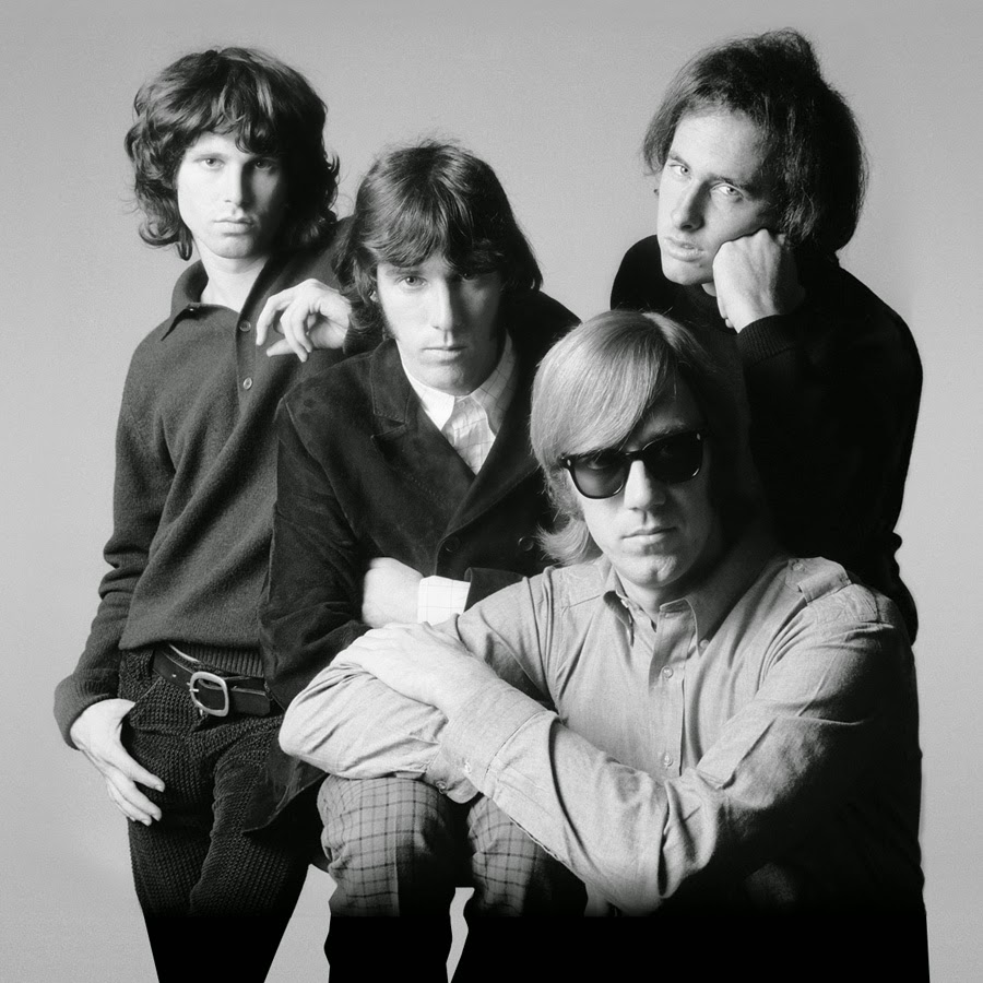 Members were vocalist Jim Morrison keyboardist Ray Manzarek drummer John Densmore and guitarist Robby Krieger. The band took its name from the title of ...