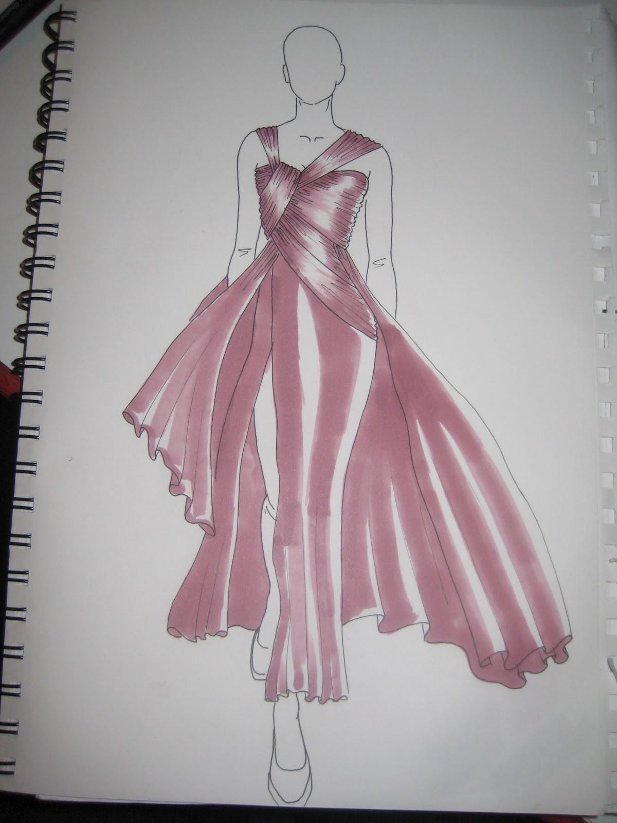 Carmen Black es La Reina roja: Cómo pintar lentejuelas en un vestido