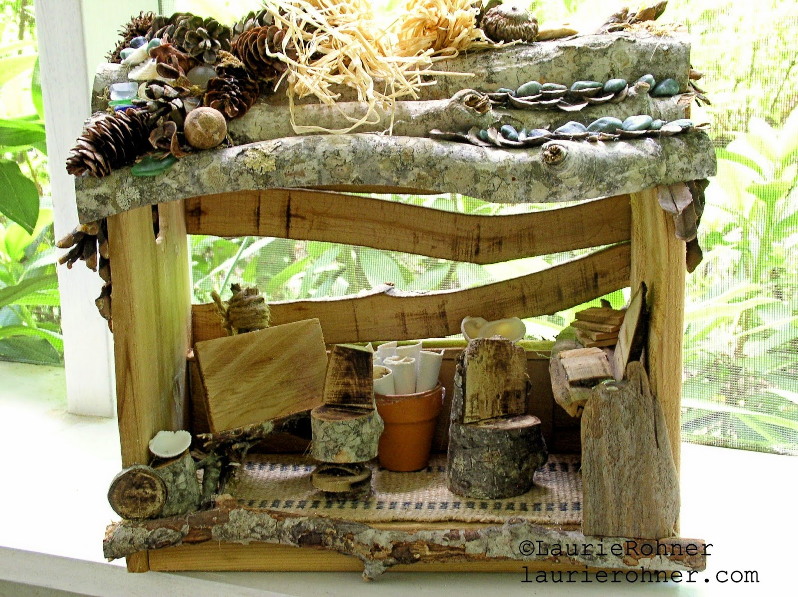 Woodland Fairy Art Studio