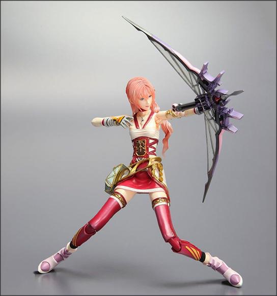 Action Figure Final Fantasy XIII-2