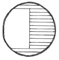 Tekening kwartierzagen