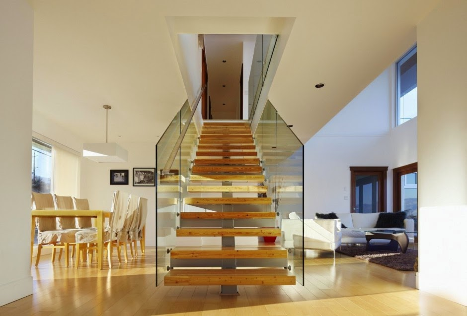 Modern Staircase Design Simple