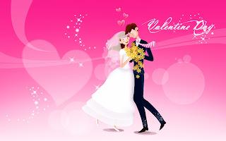 pareja de casados 14 de febrero
