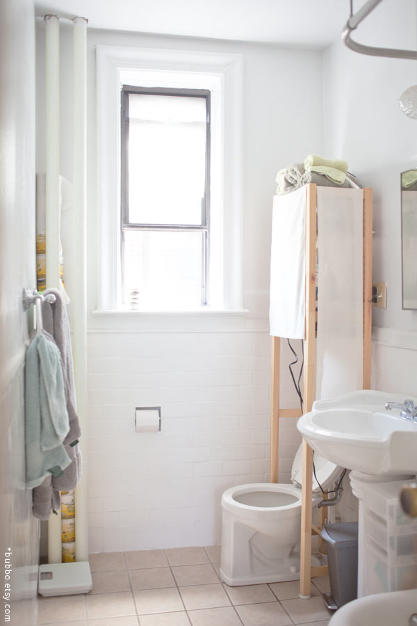 bathroom space saver over toilet for renters ikea hackers ikea