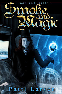 Smoke and Magic Picture