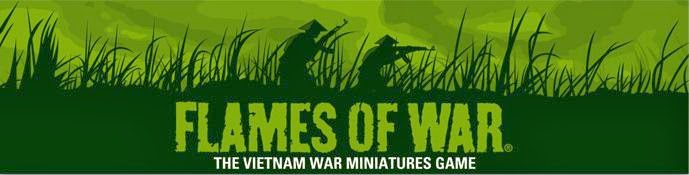 Flames of war Vietnam