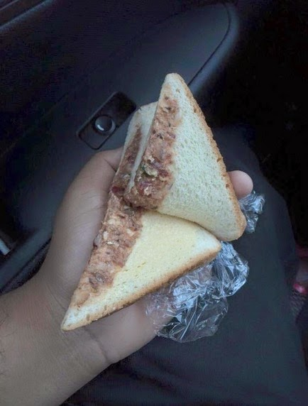 This Sandwich Will Makes You Angry