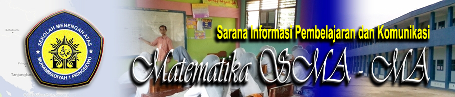 Matematika SMA-MA