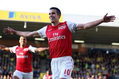 Norwich City 1 - 2 Arsenal (3)