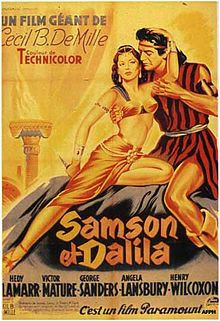 Samson and Delilah 1949 Hollywood Movie Watch Online