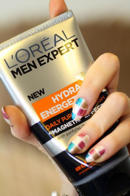 L'Oreal charcoal face wash