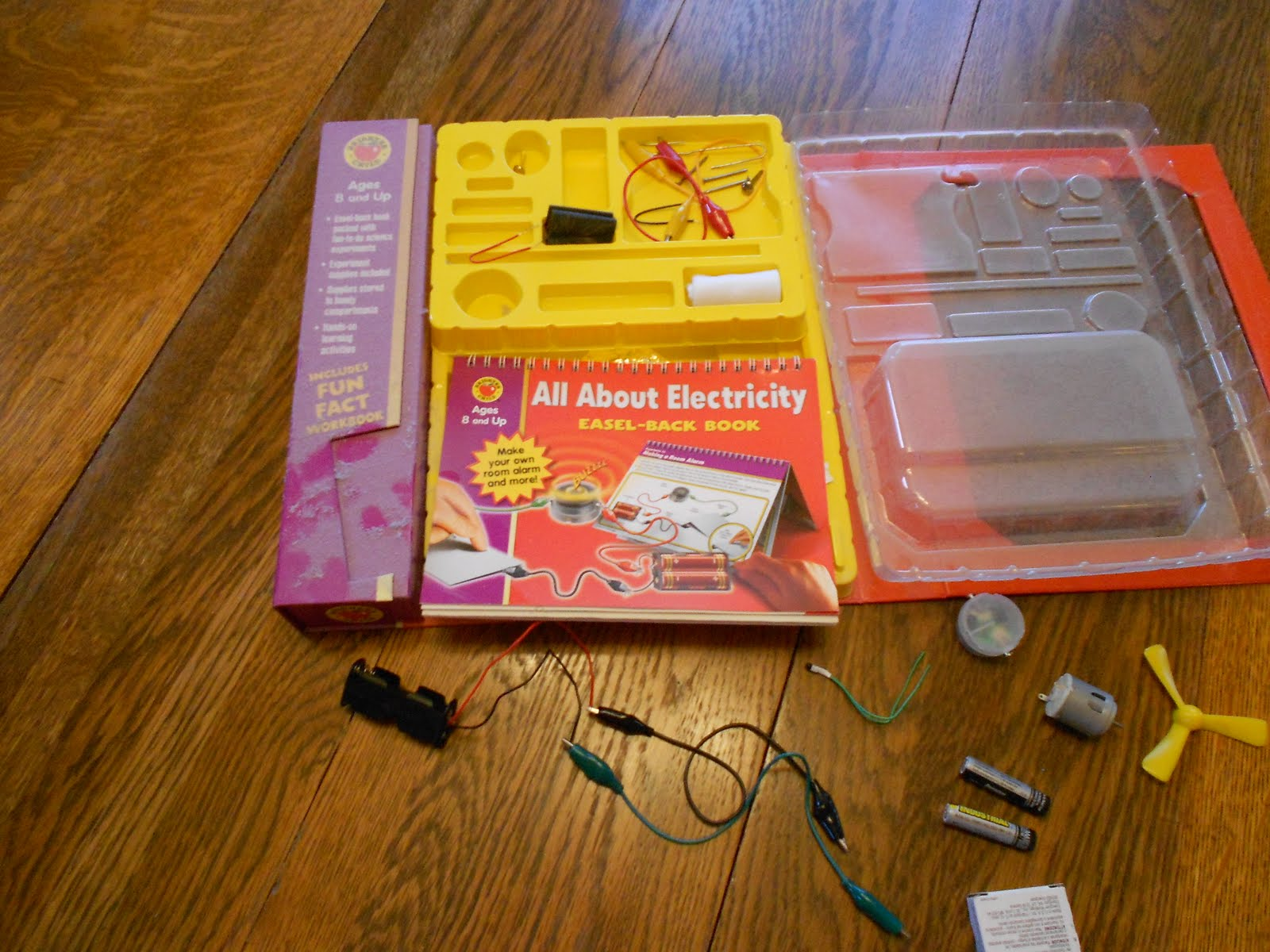 Light Up Your Decorations With Electric Play Dough likewise Enviro Battery further Obtain A Battery An Electric Wire And A Small Li besides Electrical Circuits Diagram Electrical furthermore Uses Of Electromag s. on electric buzzer science project