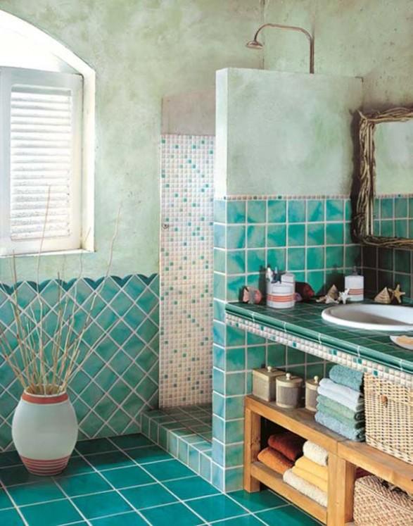 Azulejos Baño Diseno:Ideas de Diseño de Baños con Azulejos – Cerámicos y Porcelanatos