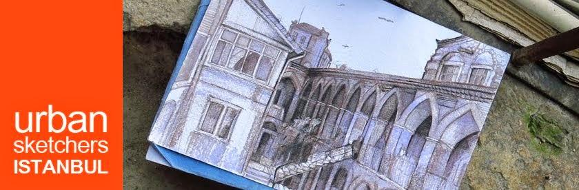 Urban Sketchers Istanbul