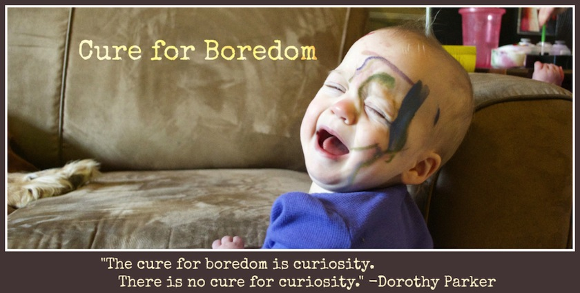 Cure For Boredom