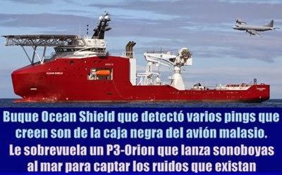 informe sobre bateria buque: