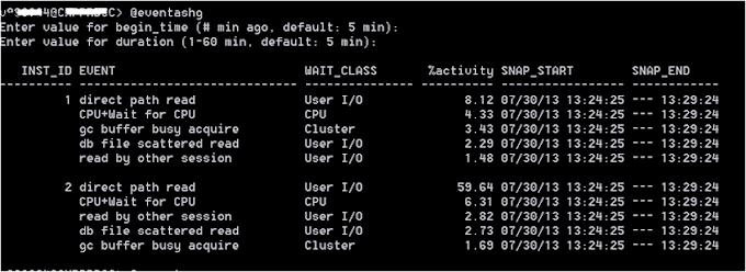 Oracle Full Dba Scripts