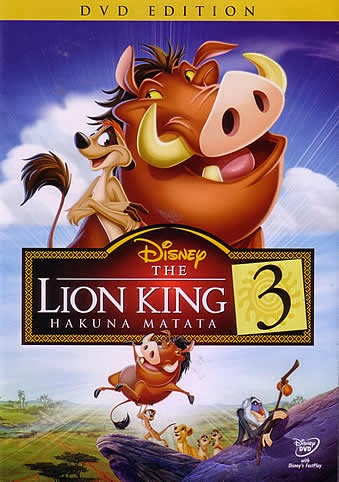 Watch the lion king 3 hakuna matata in Hindi Online ...